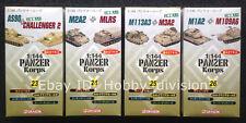 DRAGON 1/144 Modern Tank Series PANZER Korps 14037 14308 14039 14040 * FREE SHIP