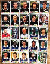 Panini coupe du monde France 98 FREE p&p lorsque U acheter 4 Chili France Cameroun Autriche