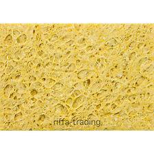 Soldering Sponges, Iron, Tip, Cleaning Pads, Solder Cleaner, Flux, 50mm x 35mm