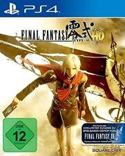 PS4 / Sony Playstation 4 Spiel - Final Fantasy: Type-0 HD (DE/EN) (mit OVP)