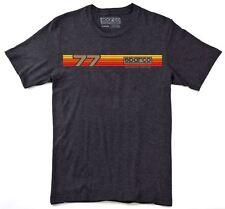 Sparco RALLY T-Shirt Tri-Blend Charcoal, Navy S-XXL
