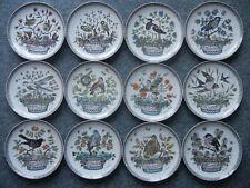Hutschenreuther Monatsteller 25,5 cm - Einzelverkauf Monate Januar bis Dezember