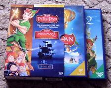 Walt Disney Peter Pan 1 + 2  DVD Box   Neu in Folie