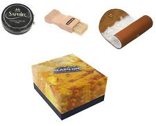 Saphir Luxury Shoe Care Gift Box 50ml Wax With Applicators
