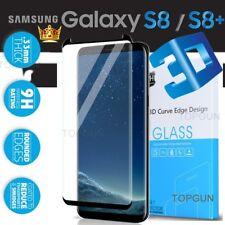 Vetro Temperato Smartphone Samsung Galaxy S8/ S8 Plus Curvo 3D Proteggischermo