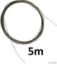 Prorex Titanium 18,0kg 30cm Daiwa Stahlvorfach montiert Raubfischvorfach Angeln