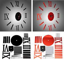 horloge murale à chiffres romain