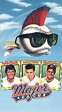 Major League (VHS MOVIE) original BLACK FRIDAY Gift Idea