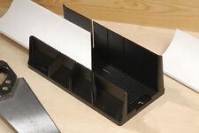 Linic MASTER Mitre blocco casella 45 e 90 gradi 102 X 102MM x 320 mm fatta in UK w7089