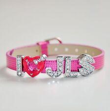 I Love JLS Charm Bracelet / Wristband with Free Gift Bag