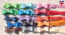 Sparkling Hair Bow Headband Girls Hair Bow Accessories School