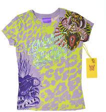 Christian Audigier Designer  T-Shirt 104,110,116 diverse Größen  Neu m.Et.