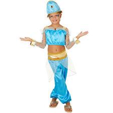 Déguisement de princesse orientale pour filles danseuse harem costume carnaval