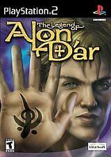 Legend of Alon D'ar (Sony PlayStation 2, 2001)- no manual