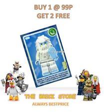 LEGO - #029 - YETI - CREATE THE WORLD TRADING CARD - BESTPRICE + FREE GIFT - NEW