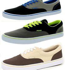 NIB Authentic Adio Men's Cruiser Canvas 713006 Sneaker Shoe