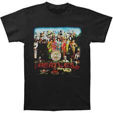 Beatles Men's  Sgt. Pepper Vintage T-shirt Vintage