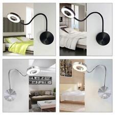5W LED Flexible Spotlights Hose Mirror Lamp Bedroom Night Light Lamps Wall