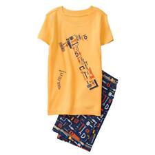 NWT Gymboree Boys gymmies Pajamas set Tools Shortie many sizes