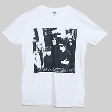 The Velvet Underground T shirt Art Rock New Wave Punk Festival Top ALL SIZES