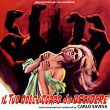 Carlo Savina - Il Tuo Dolce Corpo Da Uccidere