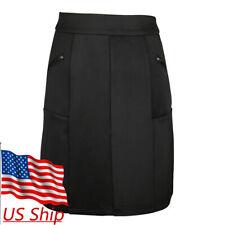 Star Trek Discovery 2 Commander Female Black Skirt Dresses Cosplay Costume New