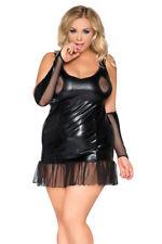Wetlook Dress XXL Plus size Lingerie Sexy Lingerie Andalea 5011