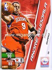 NBA Adrenalyn XL 2011 - Andre Iguodala #181 - 76ers