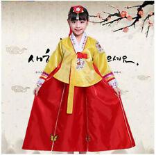 Children Korea Hanbok Dress Princess Kindergarten National Stage Costume