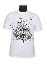 Tee-shirt adulte pirate du S au 2XL personnalisable avec prénom réf 31