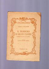 carlo goldoni - il burbero di buon cuore   - 1944