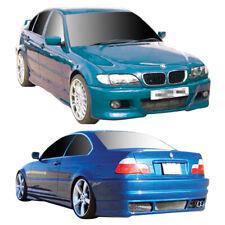 Duraflex 4dr E46 M3 Look Body Kit 4 Pc For BMW 3-Series 99-05 ed_11115