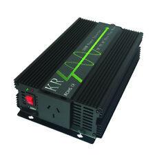 Car Power Inverter Pure Sine Wave 500W 12V/24V DC to 240V AC 50HZ with USB Port