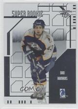 2003-04 In the Game Be A Player Memorabilia Super Rookies Silver #13 Dan Hamhuis