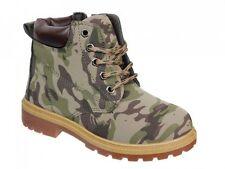 Military-Look, Winterstiefel, Gr: 21 bis 44 , Stiefel, camouflage, Boots, NEU