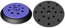 Platorello per Bosch GEX150 e PEX15 - 17 Fori Disco abrasivo Ø 150mm Velcro DFS