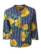 NODO camisa de mujer fantasía cuello redondo manga 3/4 TMD07M124 100 % algodón