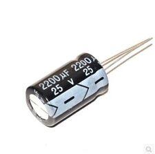 25V 100-330-1500-2200-3300-4700-6800-10000-33000 uF MFD Electrolytic Capacitor