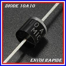 DIODE DE REDRESSEMENT 10A10  10A 1000V QUANTITE AUX CHOIX