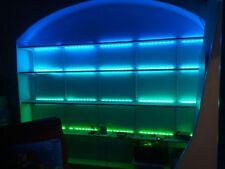 Cambio de color RGB LED luz de tira conjuntos para Estante/ARMARIO/COCINA