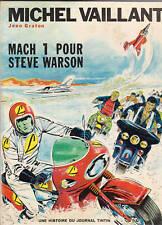 Michel Vaillant 14. Mach 1 pour Steve Warson. Lombard