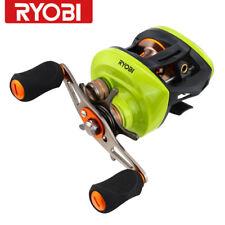 Ryobi Aquila Z Baitcaster Reels - 8+1 Bearings 195g Low-Profile