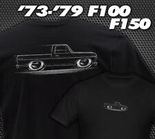 T-Shirt '73-'79 Ford Truck F100 F150 1973 1974 1975 1976 1977 1978 Ranger
