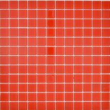 Mosaik Fliese Transluzent Glasmosaik Crystal rot Fliesenspiegel 63-0902_b