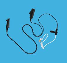 2 Wire Surveillance MIC Earpiece for Motorola GP140 GP320 GP328 Radio Headset