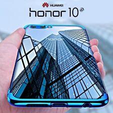 COVER per Huawei Honor 10 CUSTODIA ORIGINALE ELECTROPLATING Slim TPU Case