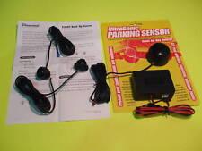 DE! Parking Sensor Reverse Backup Radar w/ Sound Alert