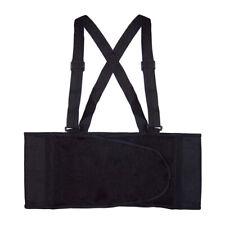 Belt Heavy Lift Back Support Waist Brace Adjustable Suspenders