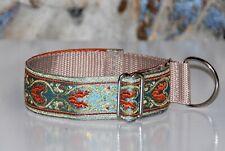 Collar de martingala Perro Galgo Whippet italiano Galgo Ajustable Medio Tire