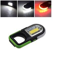 Arbeitslampe 180lm mit COB LED 3 Funktionen Haken Magnet-Halter Taschenlampe